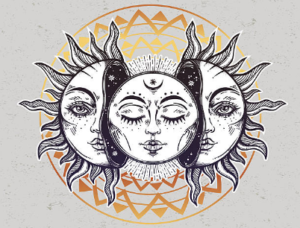 Солнце в знаках